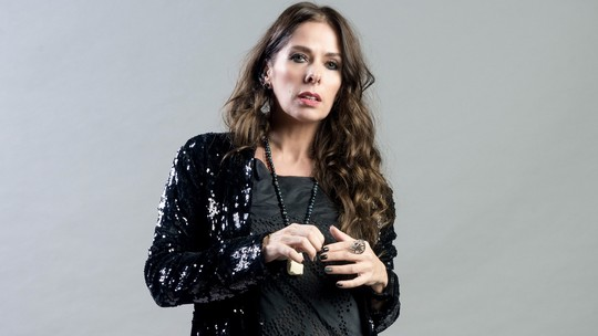 Adriane Galisteu terá personagem ofuscada em O Tempo Não Para (Foto: Divulgação)