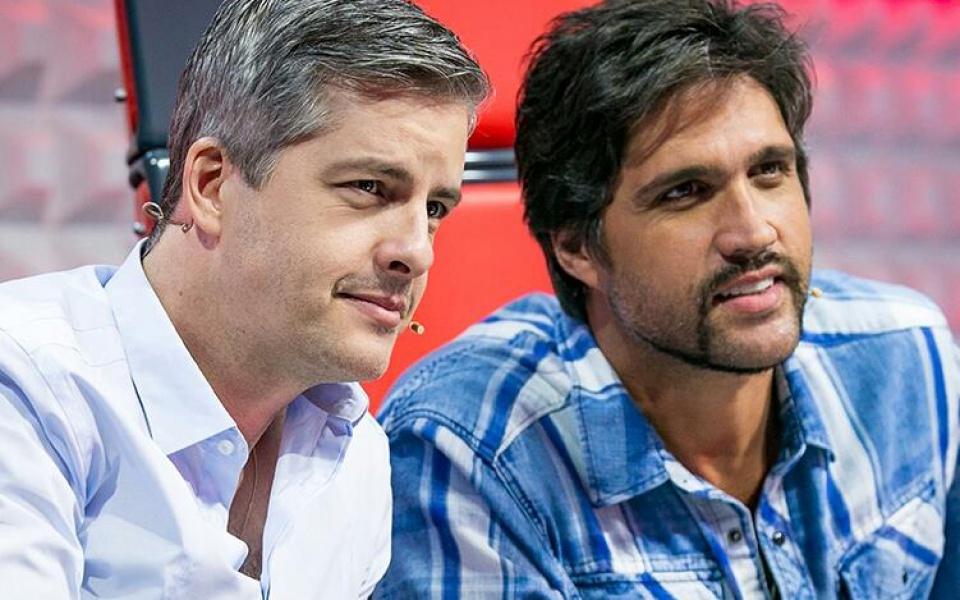 Victor e Leo estão separados (Foto: Divulgação)