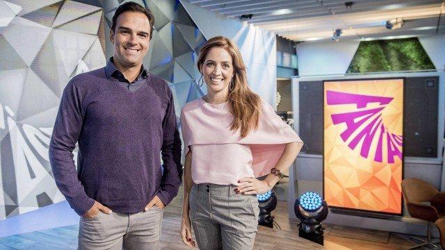 Tadeu Schimdt e Poliana Abritta (Foto: Divulgação)
