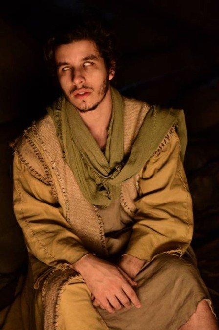 Ricky Tavares dará vida a Judas Tadeu na novela Jesus (Foto: Blad Meneghel/ RecordTV/ Divulgação)