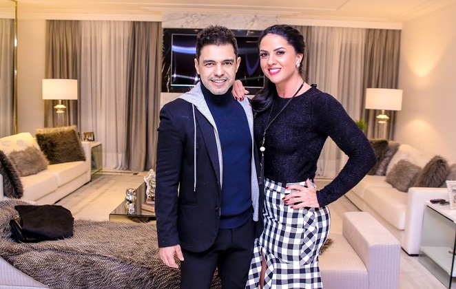 Zezé Di Camargo e Graciele Lacerda (Foto: Reprodução)