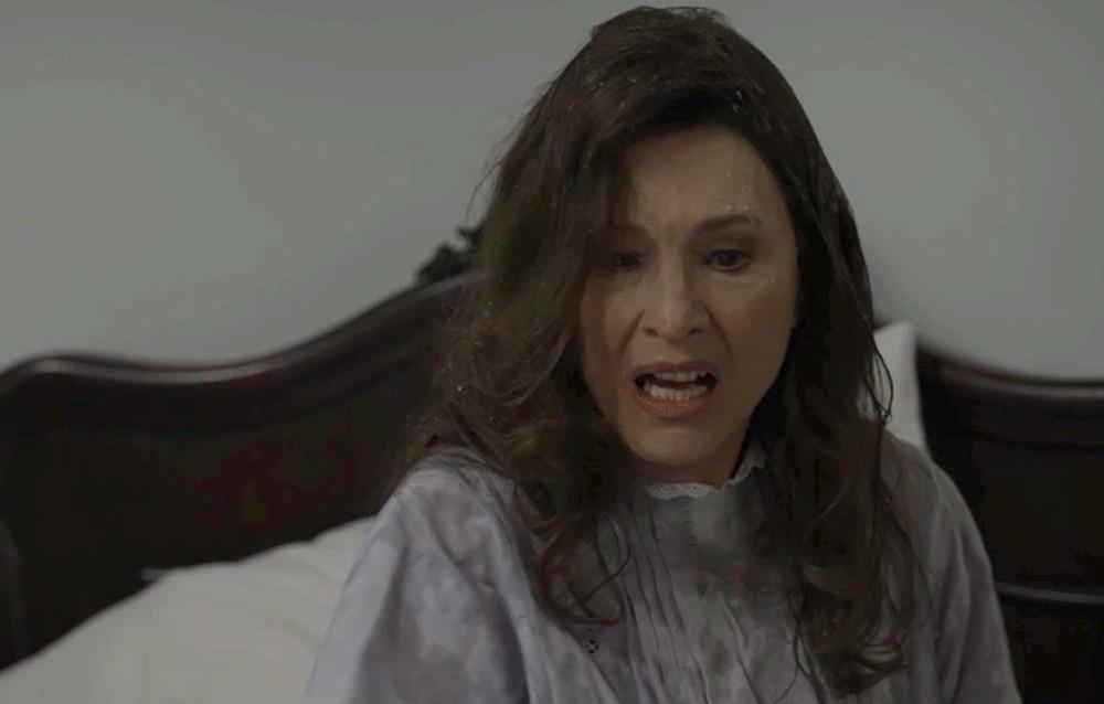 Lady Margareth (Natália do Vale) em cena de Orgulho e Paixão (Foto: Divulgação/Globo)