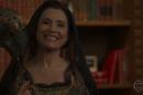 Natália do Vale (Lady Margareth) em cena de Orgulho e Paixão (Foto: Reprodução/Globo)
