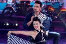 Sergio Malheiros e sua nova bailarina na Dança dos Famosos (Foto: Divulgação)