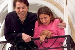 Silvio Santos e Patricia Abravanel em episódio trágico (Foto; Reprodução)
