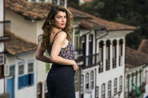Alinne Moraes interpretará Isabel de Espelho da Vida (Foto: João Miguel Junior/Globo)