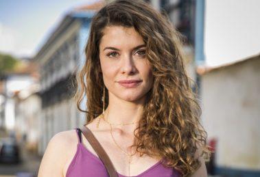 Alinne Moraes (Foto: João Miguel Júnior/TV Globo)