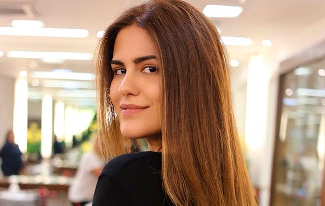 A atriz Antonia Morais, filha da global Glória Pires (Foto: Reprodução)