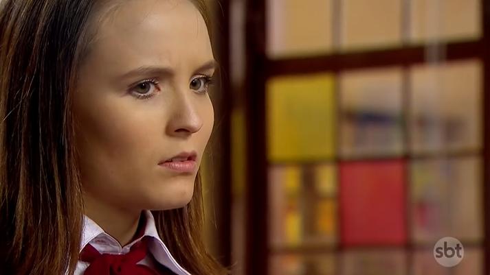 Larissa Manoela está no elenco de As Aventuras de Poliana. (Foto   Reprodução) 1df1289ed5