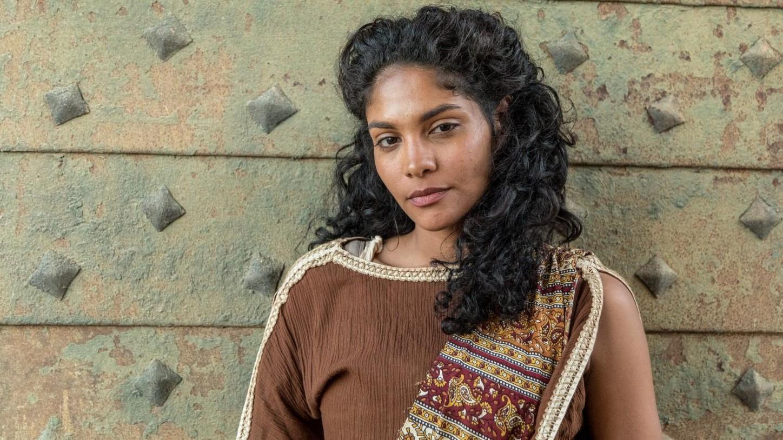 Barbara Reis em Jesus (Foto: Reprodução)