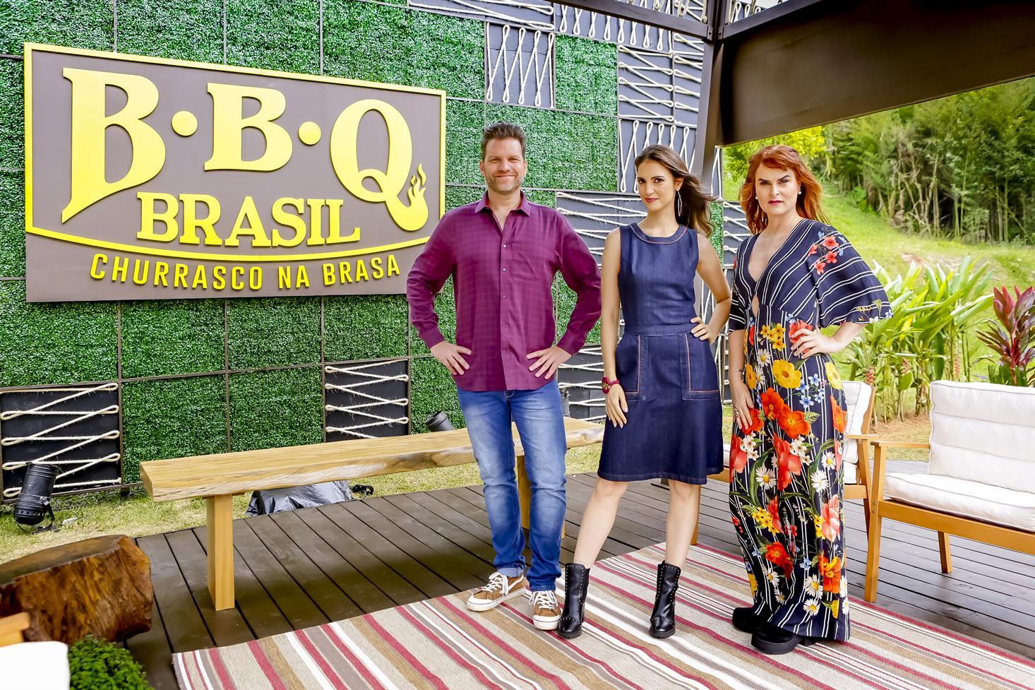 Vem aí a nova temporada do BBQ Brasil – Churrasco na Brasa (Foto: Reprodução)