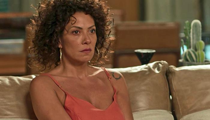 Cacau (Fabiula Nascimento) em cena de Segundo Sol (Foto: Divulgação/Globo)