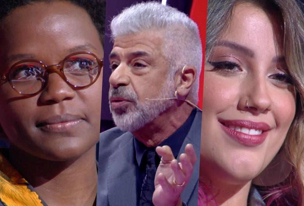 Priscila Tossan foi eliminada do The Voice, mesmo com Lulu Santos tentando salvar candidata favorita