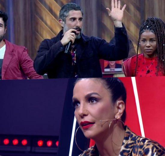 Subiu, desceu de hoje traz Marcos Mion na Fazenda e The Voice Brasil da Glo