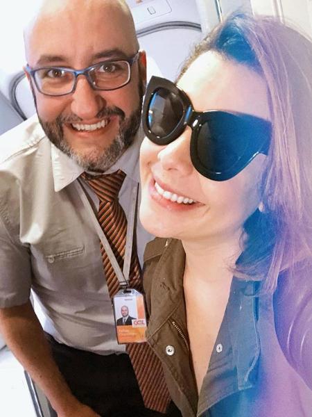 Felipe Chammas e Fernanda Souza (Foto: Reprodução/Instagram)
