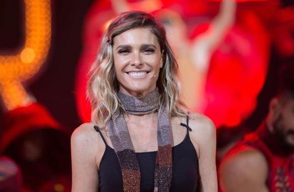 A apresentadora Fernanda Lima comanda o Amor & Sexo na Globo. (Foto: Reprodução)