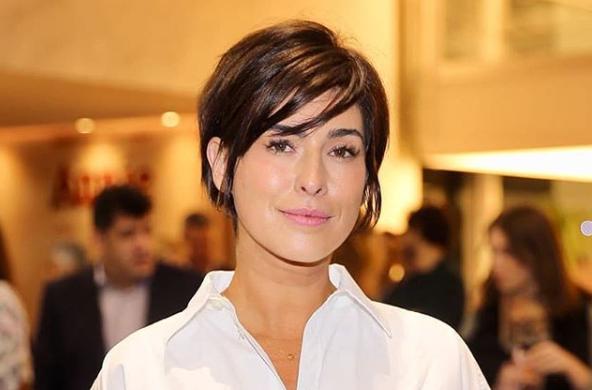 A atriz Fernanda Paes Leme é cotada para nova novela da Record. (Foto: Reprodução)