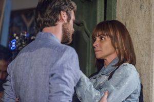 Beto (Emilio Dantas) e Luzia (Giovanna Antonelli) em cena de Segundo Sol (Foto: Globo/Paulo Belote)