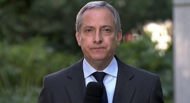 José Roberto Burnier se afasta dos trabalhos da Globo para se dedicar ao tratamento de câncer (Foto: Reprodução)
