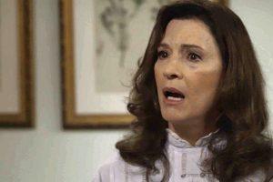 Lady Margareth (Nathalia do Vale) em cena de Orgulho e Paixão (Foto: Divulgação/Globo)