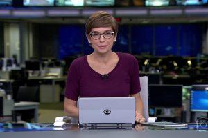 Renata Lo Prete mandou bem nas entrevistas com presidenciáveis no Jornal da Globo (Foto: Reprodução/Globo)