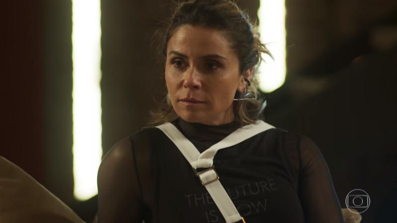 Luzia(Giovanna Antonelli) em Segundo Sol (Foto: Reprodução/Globo)