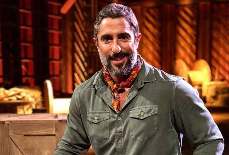 Marcos Mion é o novo apresentador de A Fazenda (Foto: Divulgação)
