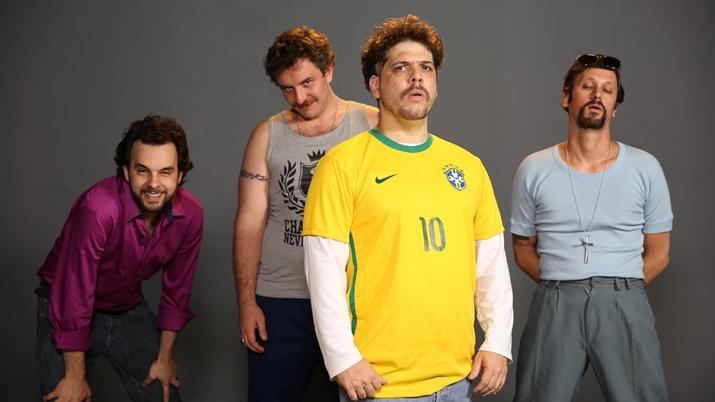 Equipe do Choque de Cultura deve assinar com a Globo. (Foto: Divulgação)
