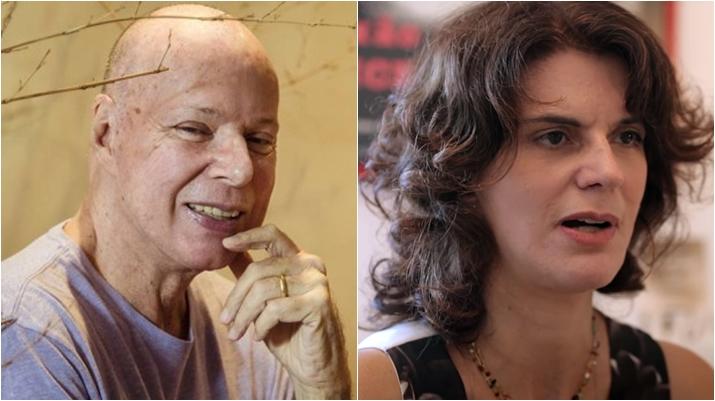 Gilberto Braga e Lícia Manzo apresentaram novos projetos de novela para a faixa das 21h da Globo. (Foto: Montagem/Divulgação)