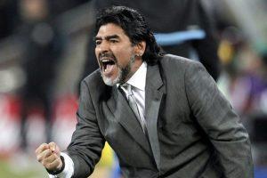 Amazon produzirá série sobre a vida de Maradona. (Foto: Divulgação)