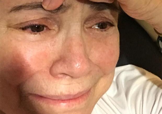 Regina Duarte poderá ser demitida da TV Globo que passará por um grande corte (Foto: Reprodução/Instagram)