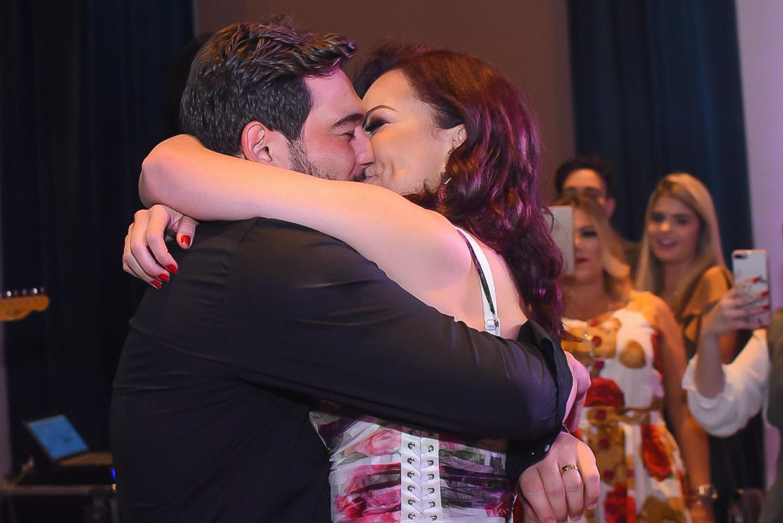 Solange Almeida e Leandro Andriani (Crédito: Cleyton Saldanha/Brazil News)