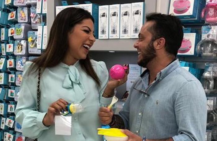 Thammy Miranda e Andressa Ferreira (Foto: Divulgação)