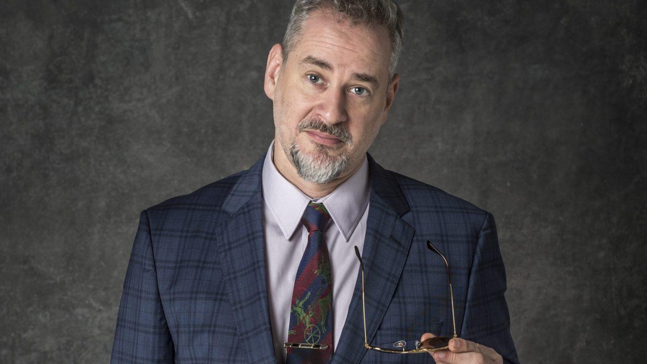 O ator Dan Stulbach. de O Sétimo Guardião (Foto: João Cotta/ TV Globo)