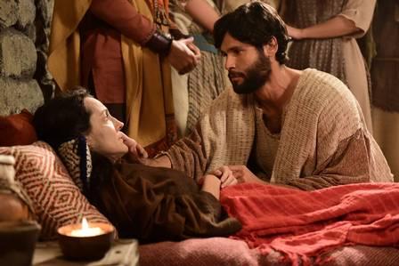 Cena de Jesus (Foto: Reprodução)