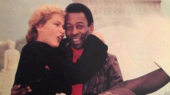Pelé e Xuxa já foram namorados (Foto: Reprodução)