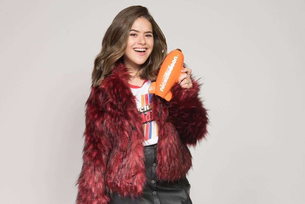 Maisa Silva será a apresentadora da edição deste ano da Nickelodeon (Foto: Reprodução)
