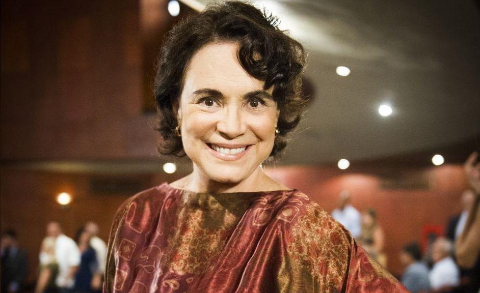 A atriz Regina Duarte foi envolvida em polêmica (Foto: Divulgação)