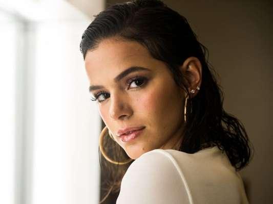 Bruna Marquezine, atriz da Globo, discutiu com o pai (Foto: Reprodução)