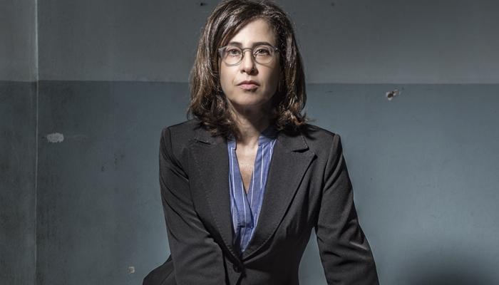 Fernanda Torres na série Sob Pressão (Foto: Globo/Mauricio Fidalgo)