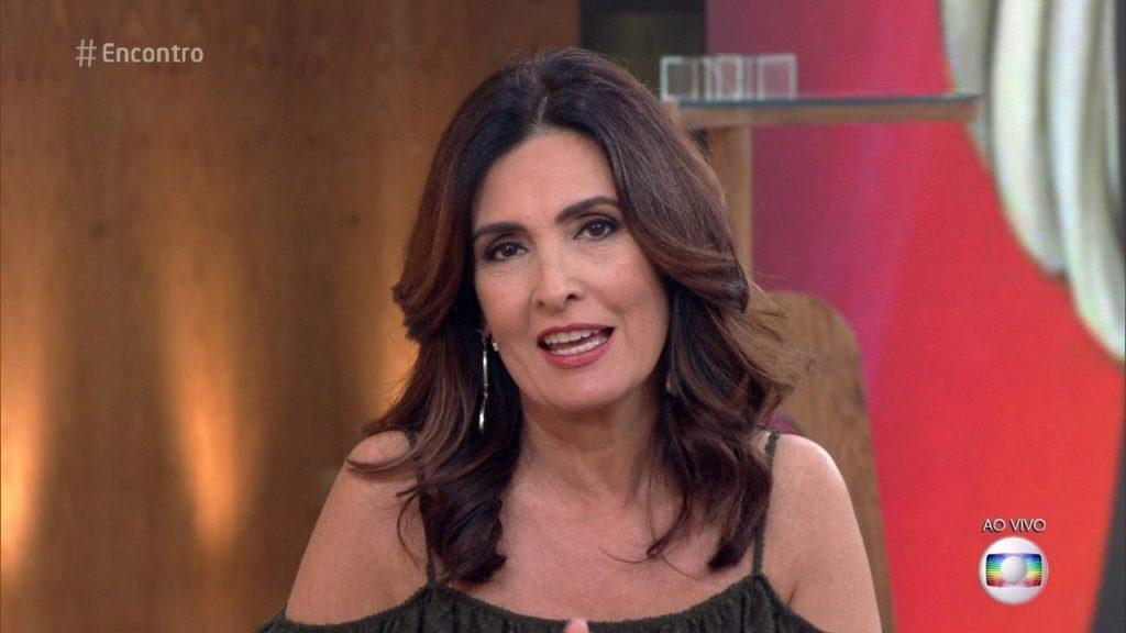Fátima Bernardes suplicou para trocar de horário na Globo e motivo é ... 4e0b76e03a