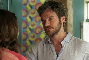 Beto (Emilio Dantas) em cena de Segundo Sol (Foto: Reprodução/Globo)