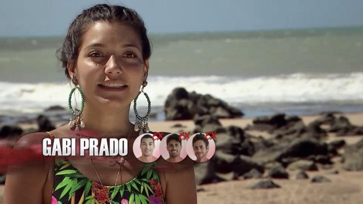 Gabi Prado no De Férias com o Ex da MTV (Foto: Reprodução)