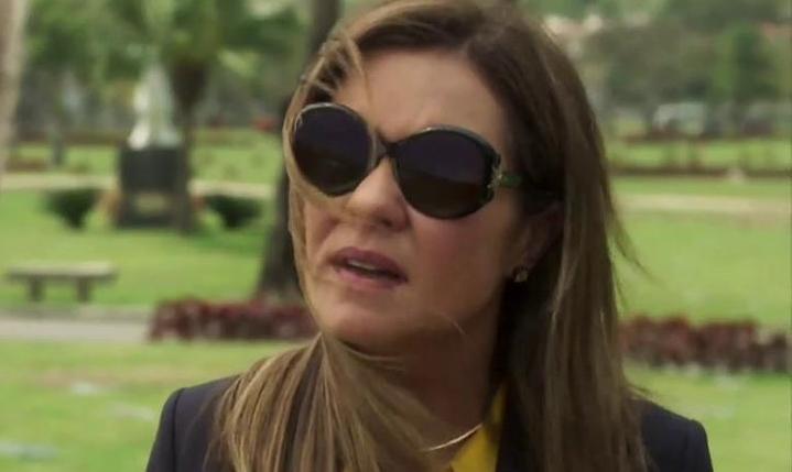 Laureta em Segundo Sol (Foto: Reprodução/Globo)