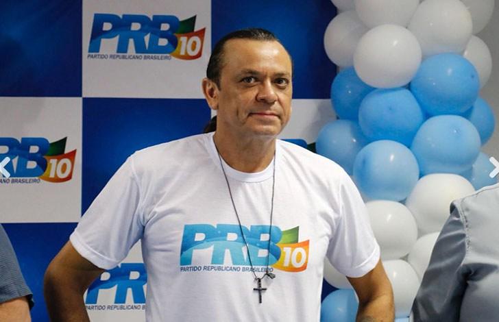 O cantor Frank Aguiar foi um que se deu mal nas eleições (Foto: Reprodução)