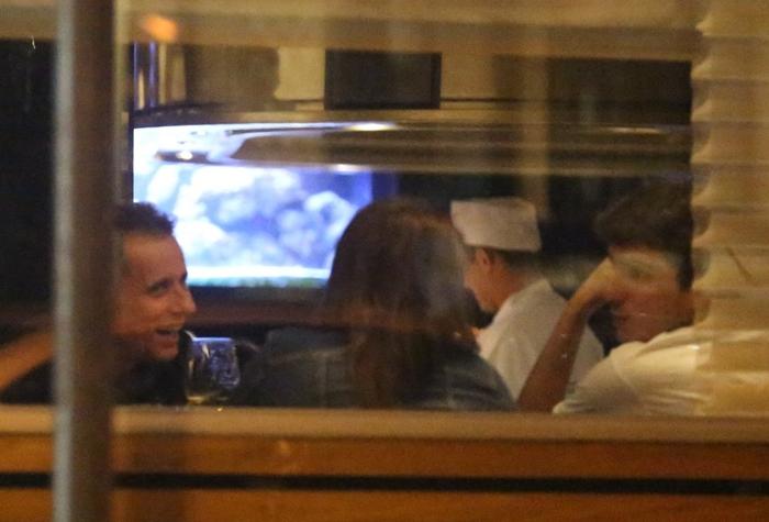 Malu Mader com o marido e o filho (Foto:Delson Silva/Ag. News)