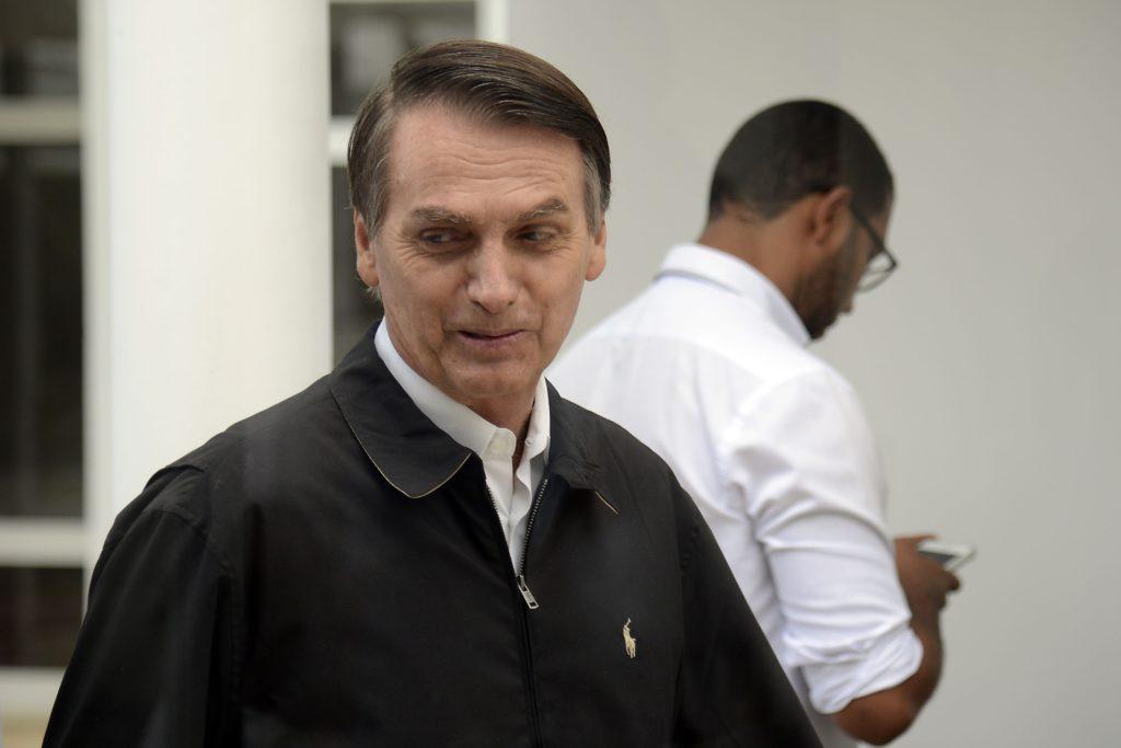 Jair Bolsonaro foi eleito presidente do Brasil (Foto: Divulgação)