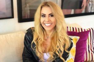 A cantora Joelma (Foto: Divulgação)