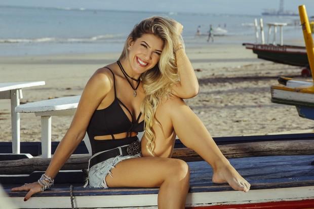 Ex-bailarina do Faustão, Lorena Improta (Foto: Divulgação)