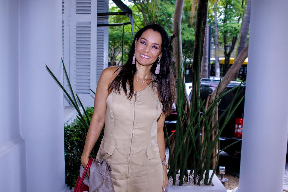 Monica Carvalho (Foto: Thiago Duran/AgNews)